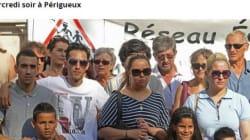 Une manifestation en France pour protester contre l'expulsion d'un lycéen