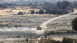 Ανάληψη ευθύνης από το Ισλαμικό Κράτος για εκτόξευση ρουκετών κατά του