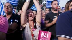 Référendum grec: le oui progresse, Tsipras tente de mobiliser ses
