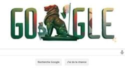 Google célèbre la fête de l'indépendance de l'Algérie avec ce