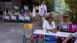 Στιγμιότυπα από το πρώτο δημοψήφισμα στην Ελλάδα μετά το 1974. Οι πολιτικοί, οι ψηφοφόροι και τα εκλογικά