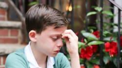 La photo de ce jeune homosexuel a ému des milliers d'internautes (et Hillary