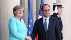 Μέρκελ - Ολάντ: Αναμένουμε την πρόταση