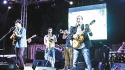 El Dey en concert à