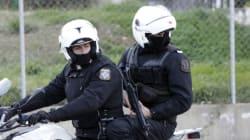 Τραυματίσθηκαν δύο αστυνομικοί κατά τη διάρκεια