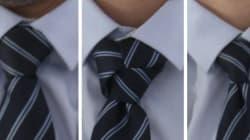 Un mariage? Une soirée chic? Trois jolis nœuds de cravate à