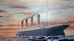 Χαμένο κομμάτι της ιστορίας του Τιτανικού εκτίθεται για πρώτη φορά μετά από 100