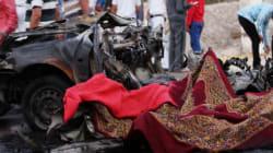 Αιματηρή βομβιστική επίθεση έξω από το ιταλικό προξενείο του