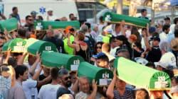 Srebrenica: la Bosnie commémore le massacre, 20 ans