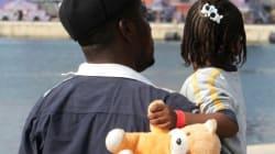 Arrivée en Italie de centaines de migrants secourus en mer et douze