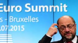 Σουλτς: Ο ισχυρότερος πρωθυπουργός στην ιστορία της Ελλάδας ο