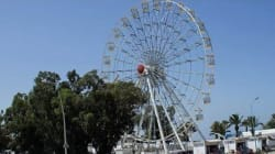Record de la plus grande roue d'Afrique pour le
