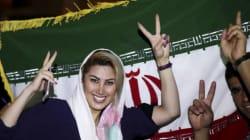 Scènes de liesse à Téhéran: des Iraniens célèbrent un accord historique