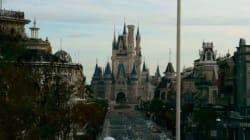 Όταν η Disney World μετατράπηκε σε ανατριχιαστικό σκηνικό από
