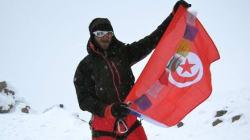 Le drapeau tunisien flotte sur le toit de