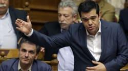 Le Parlement grec adopte les premières réformes pour une 3e
