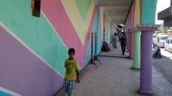 Cure de beauté à l'occasion de l'Aïd: Guemar retrouve des couleurs