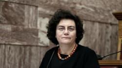 Την παρέμβαση της Δικαιοσύνης ζητά η Βαλαβάνη για τις ερωτήσεις του Αυγενάκη στην