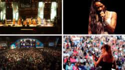 Timitar, Tanjazz, Jawhara...Tournée des festivals de