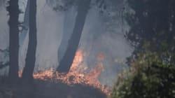 Αυξημένος κίνδυνος εκδήλωσης πυρκαγιάς την