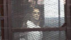 끝을 모르는 감옥살이, 이집트 사진기자