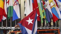 Ιστορική ημέρα: Η σημαία της Κούβας υψώθηκε στο αμερικανικό