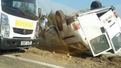 Accidents de la route: l'hécatombe continue en