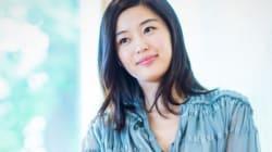 전지현, 다음 해 초에 엄마