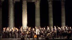 Η Λυρική στο Ολυμπιείον: Αποσπάσματα από διάσημες όπερες με θέα την Ακρόπολη και ελεύθερη