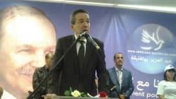 Amara Benyounès, supporter zélé du président Bouteflika, quitte le