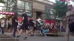 Κίεβο: Ζευγάρι ομοφυλοφίλων δέχεται επίθεση με σπρέι πιπεριού από