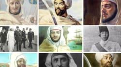 Les plus grands sultans de la dynastie