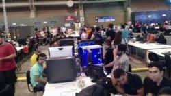 Veja como foi o primeiro dia de Campus Party Recife