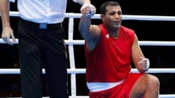 Boxe: Mohamed Arjaoui rate une qualification aux JO