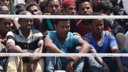 Ιταλία: Αποβίβαση 1.300 μεταναστών στη