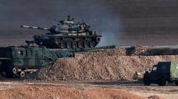 La Turquie bombarde un village en Syrie contrôlé par les forces