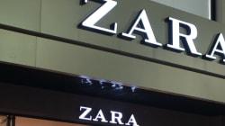 Une femme voilée refusée d'entrée au Zara à