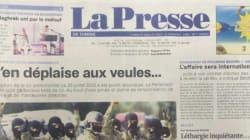 La Presse de Tunisie serait-elle redevenue un organe de