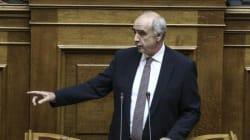 Μεϊμαράκης: Να κληθεί ο Βαρουφάκης ενώπιον της Εξεταστικής