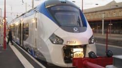 SNTF: livraison en 2018 de 17 trains inter-cités par