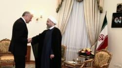 Iran: le président Rouhani invité en France en