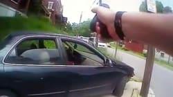신시내티 경찰이 비무장 흑인을 총으로 살해하는 바디캠 동영상이