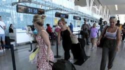 Tourisme: Beaucoup moins d'avions dans les aéroports tunisiens en
