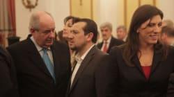 Αντιπαράθεση Κωνσταντοπούλου - Παππά στην ΚΕ για το