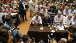 Έκτακτο συνέδριο το Σεπτέμβριο αποφάσισε η Κεντρική Επιτροπή του