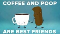 Γιατί ο καφές και η τουαλέτα είναι τόσο καλοί