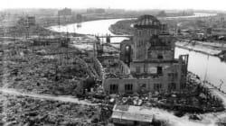 Hiroshima: les cicatrices encore visibles 70 ans après la