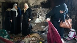 Le village du bébé palestinien mort brûlé vit dans la