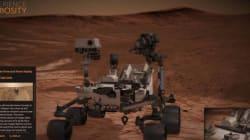 Voyagez sur Mars comme si vous y étiez grâce à la