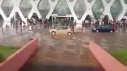 Marrakech submergée par la